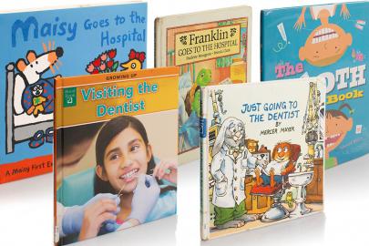 Book Club: Dentist & Hospital Visits