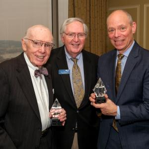 PR Pros Honor Craig O'Neill, Kearney Dietz