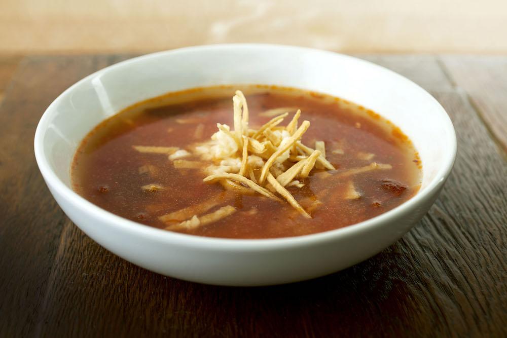 Tortilla Soup from Casa Mañana