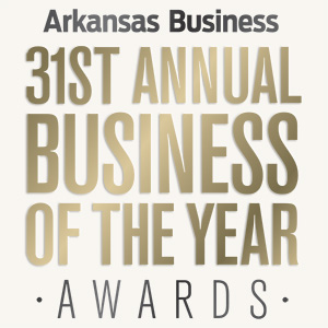 Presenting the 31st Annual Arkansas Business of the Year Awards