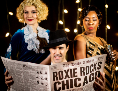 The Rep Rocks 'Chicago' in Theater's Sequin-Filled Return