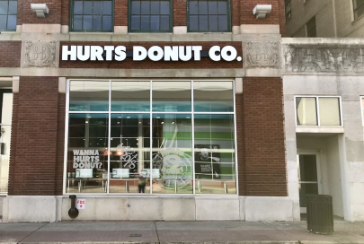 Hurts Donut Opens Feb. 27 in Downtown Little Rock