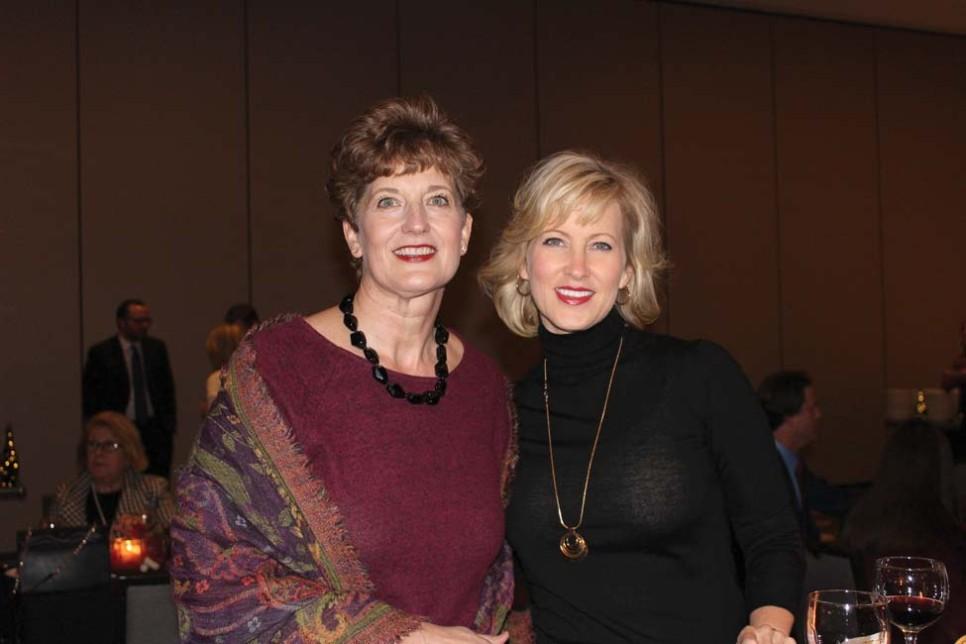 Kathy Emanns, Melissa Easton