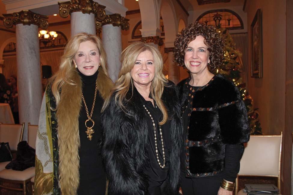 Debi Davis, Leeann Wallace-Ingle, Christine Phelan