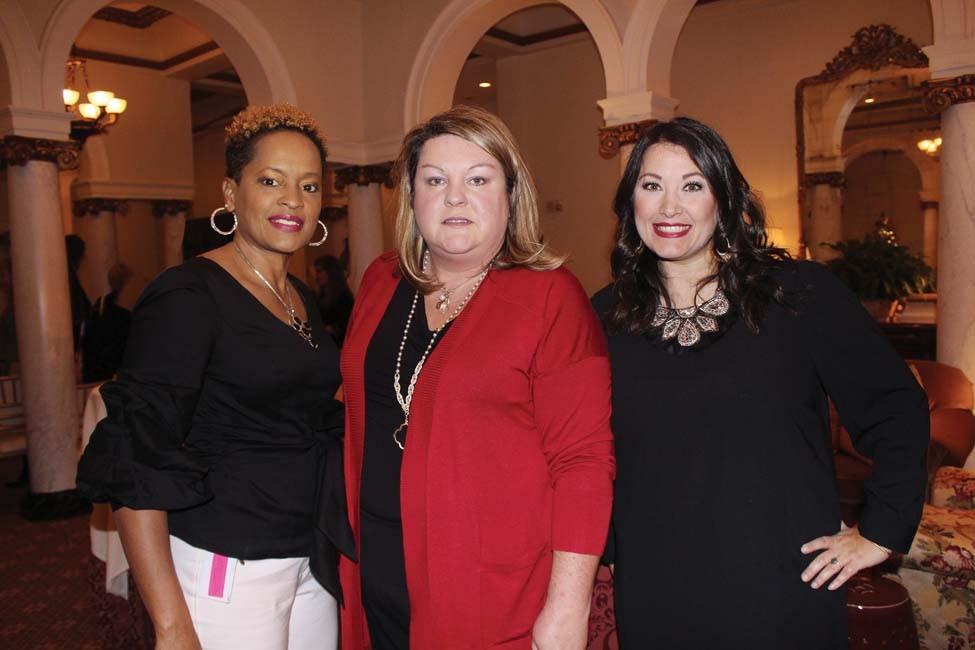 Cherie Abston, Diana Smithson, Meredith Eisele