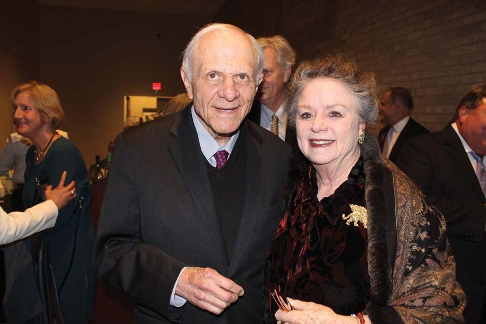 David and Barbara Pryor