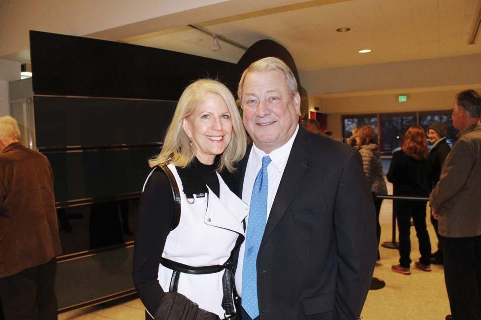 Charlene and Rene Julian