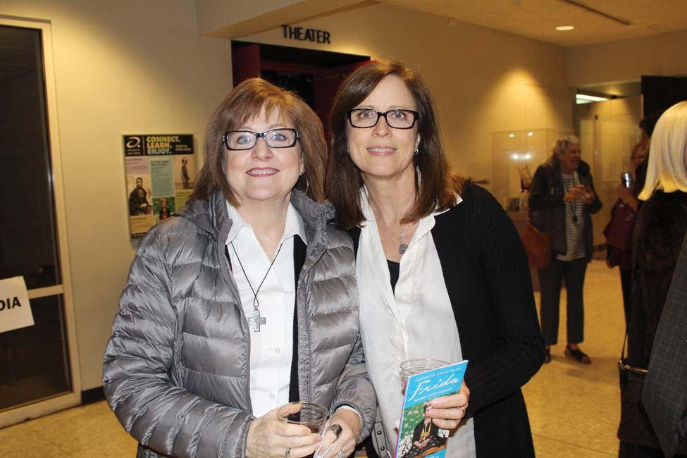Jackie Jernigan, Carolyn Polk