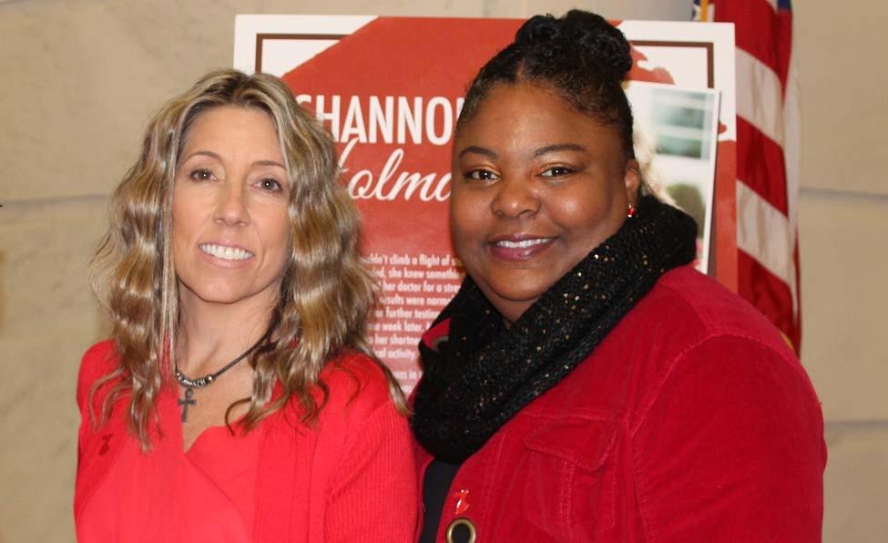 Shannon Holman, Patrina Robinson