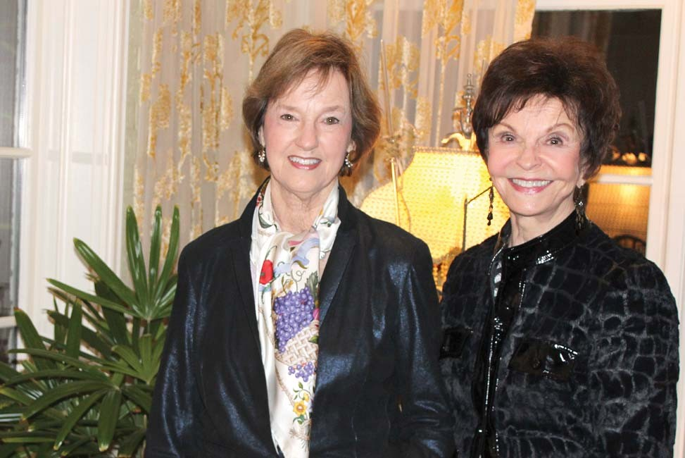 Blanche Moore, Judy Trice
