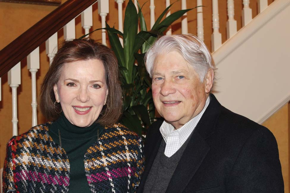 Anne Mourning, Ed Penick