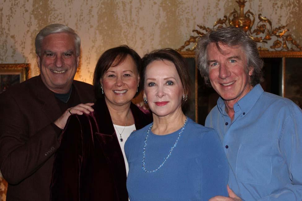 Nick and Susan Brown, Elizabeth Andreoli, Joseph Goellner
