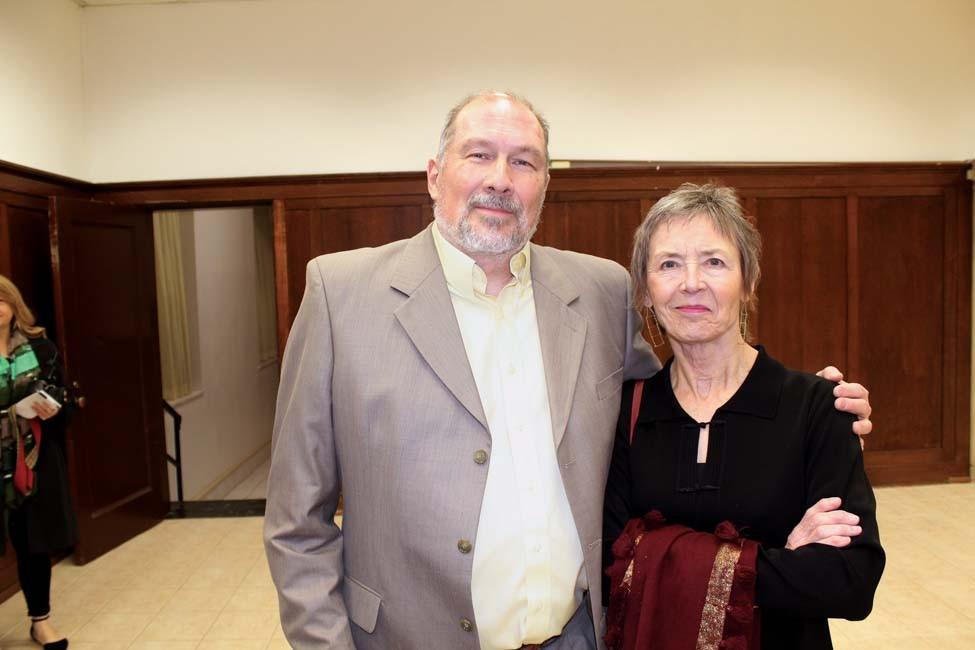 Bill Symes, Patsy Watkins