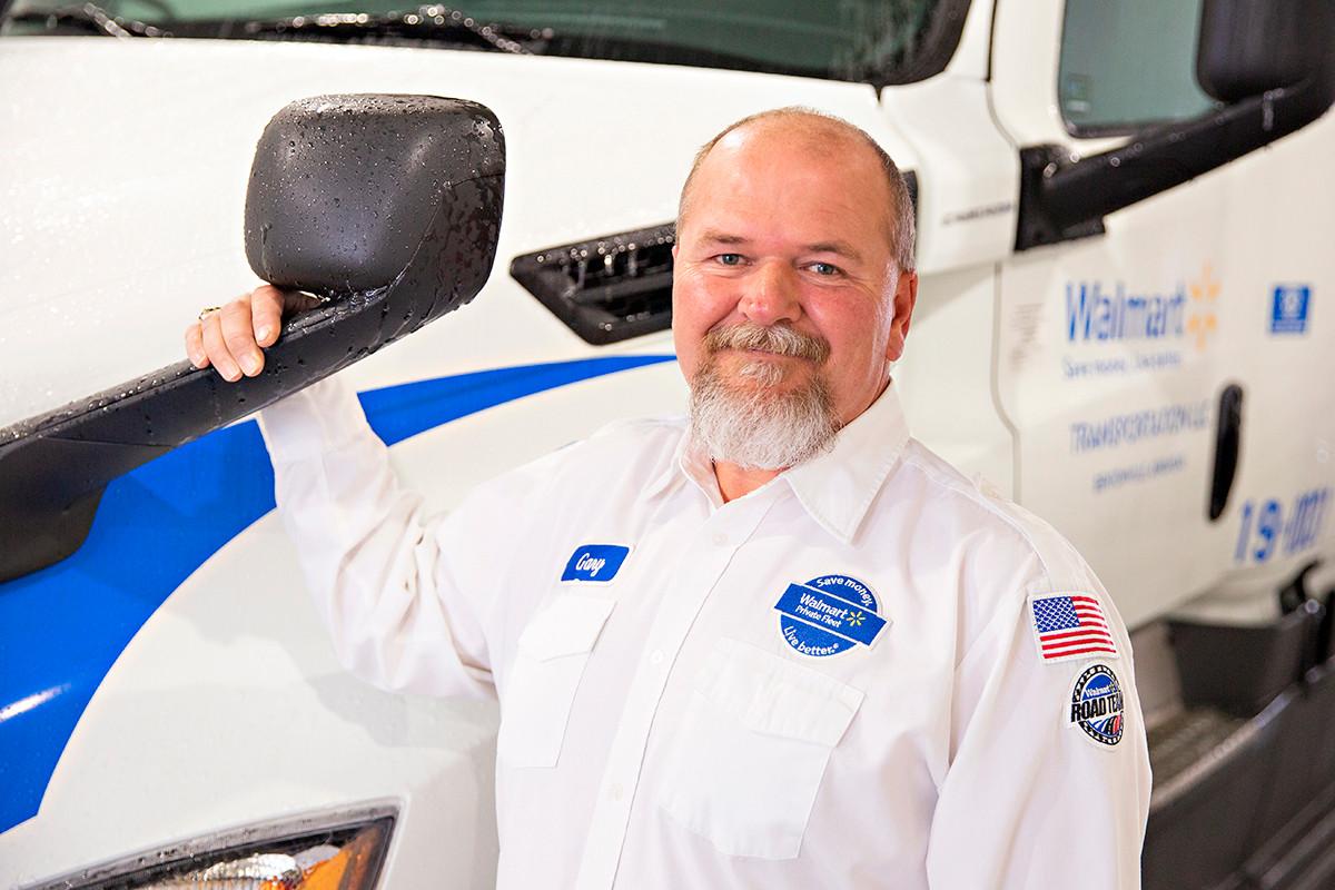 New Onboarding Process Keeps Walmart Trucking