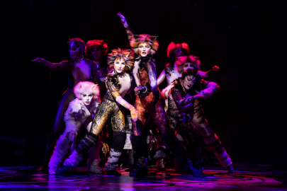 'Wicked,' 'Cats,' 'Waitress' and More Coming to Robinson Center