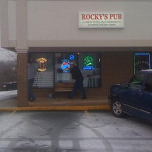 Rocky's Pub Eyes Sherwood Location