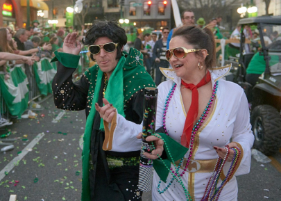 Photos: 16th Annual World's Shortest St. Patrick's Day Parade
