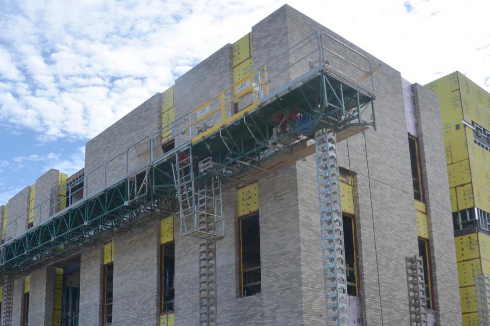 LR Southwest High School Construction