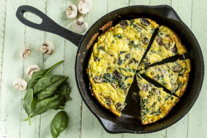 6 Recipes to Make You Fall in Love With Spinach All Over Again