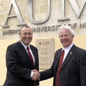Arkansas State, American University of Malta Announce Degree Deal