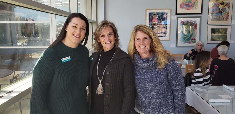 Trenna Barker,Kendra Shields,Kristin Hodge
