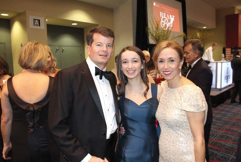 Rob Seay, Riley Ann Seay, LuAnne Seay