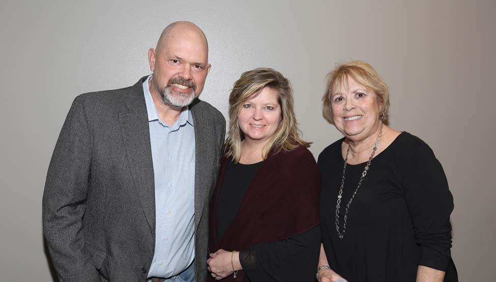 Jeff and Sheri Tacker, Loretta Tacker