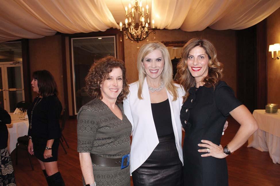 Deb Riordan, Angela Moody, Kris Flaherty
