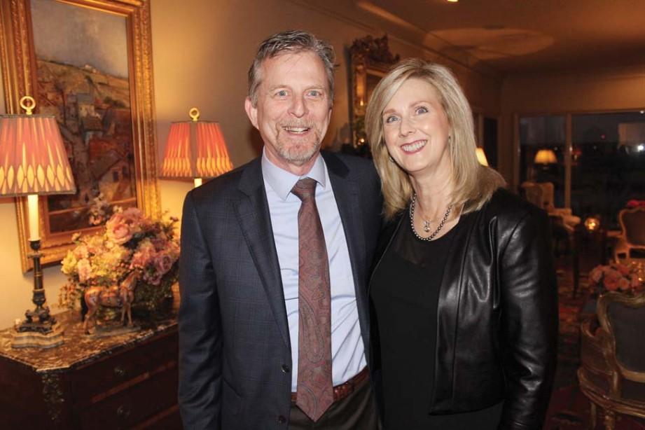 David and Susan Ethredge