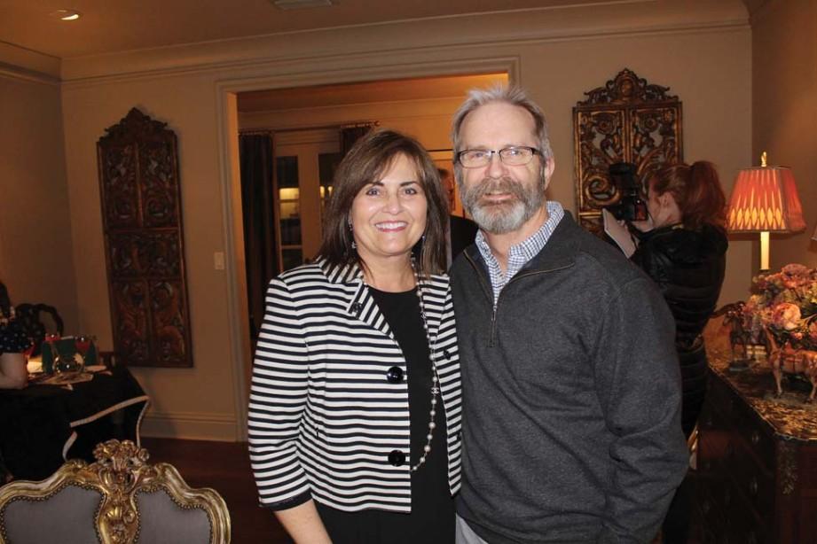 Cheryl and Dr. John Spore