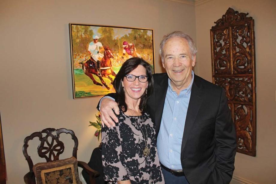 Martha and Bob Snider