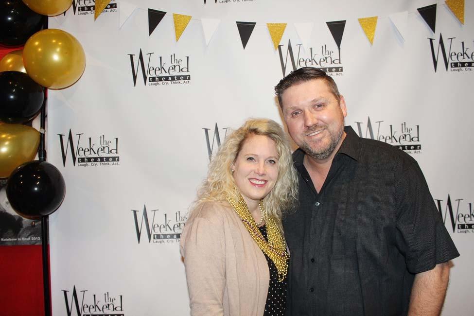 Amanda and Brent Eubanks