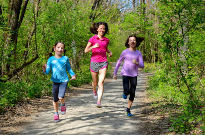 How to Talk Positively About Exercise with Your Kids