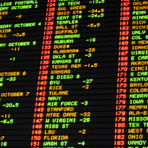 Tribes Emerge As Key Players In Debate Over Sports Betting