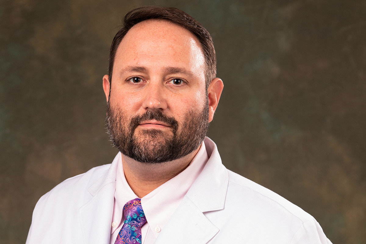 Physician of the Year Finalist: Patrick Campbell, Baptist Health and Transplant Institute