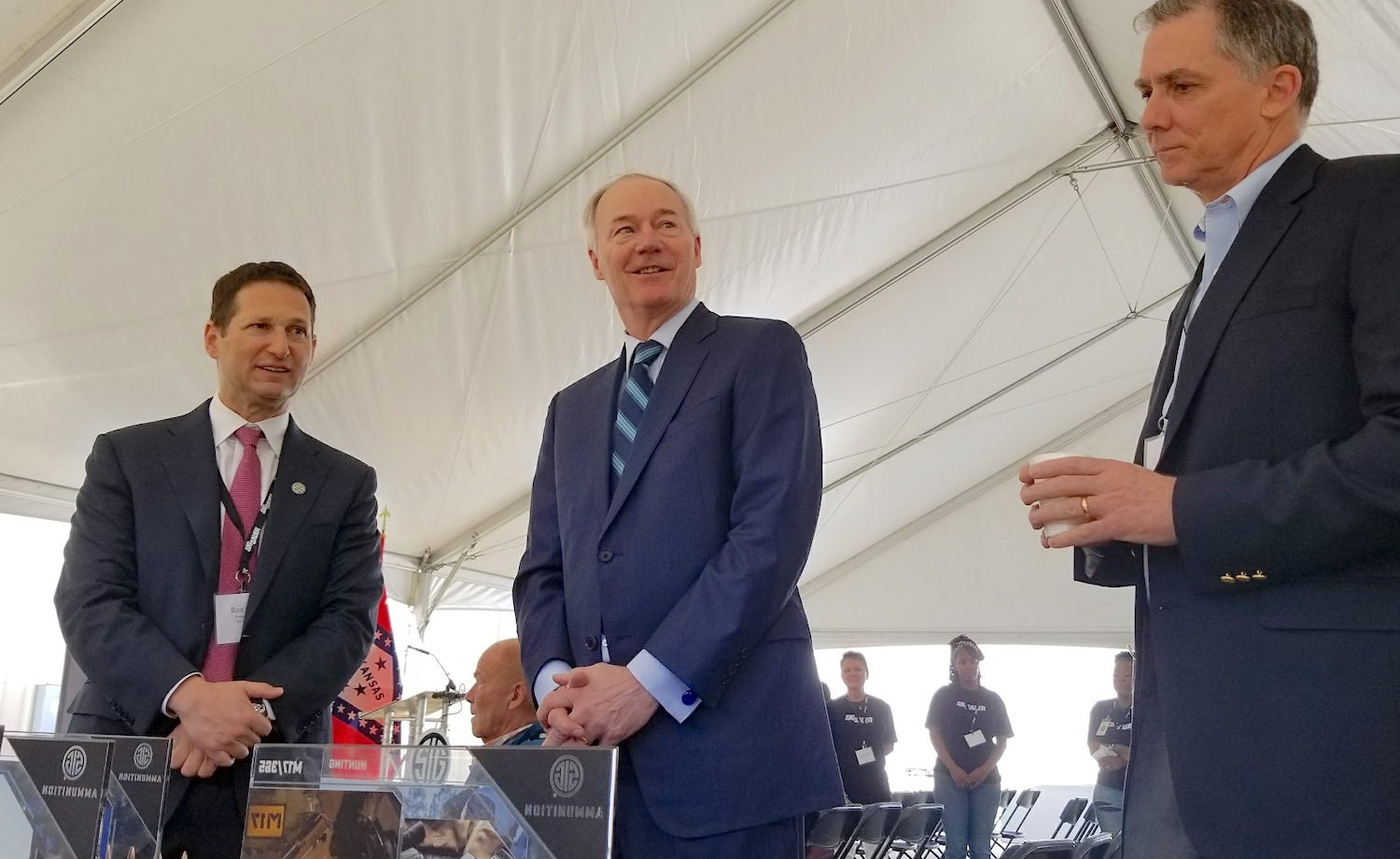 Sig Sauer Marks Growth of Ammo Plant in Jacksonville