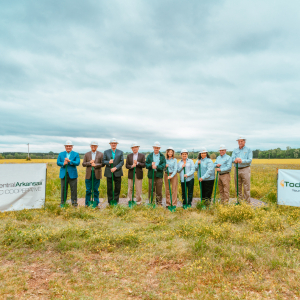 Today's Power Breaks Ground on Solar Plant for Arkadelphia Cooperative