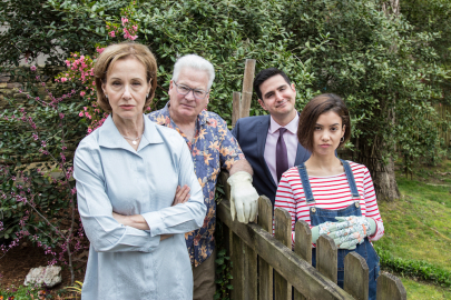 Meet the Cast of 'Native Gardens'