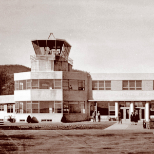 Hot Springs Airport Once Held 'Name of Shame'