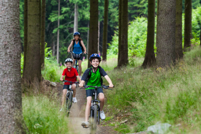5 Health Benefits of Cycling for the Whole Family