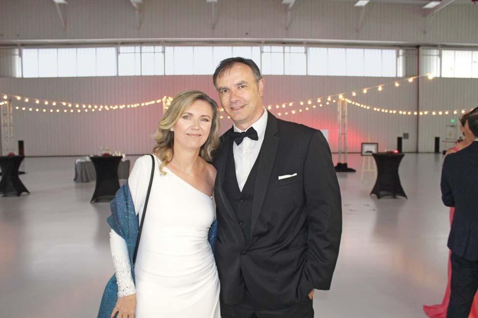 Florence and Pascal Raud