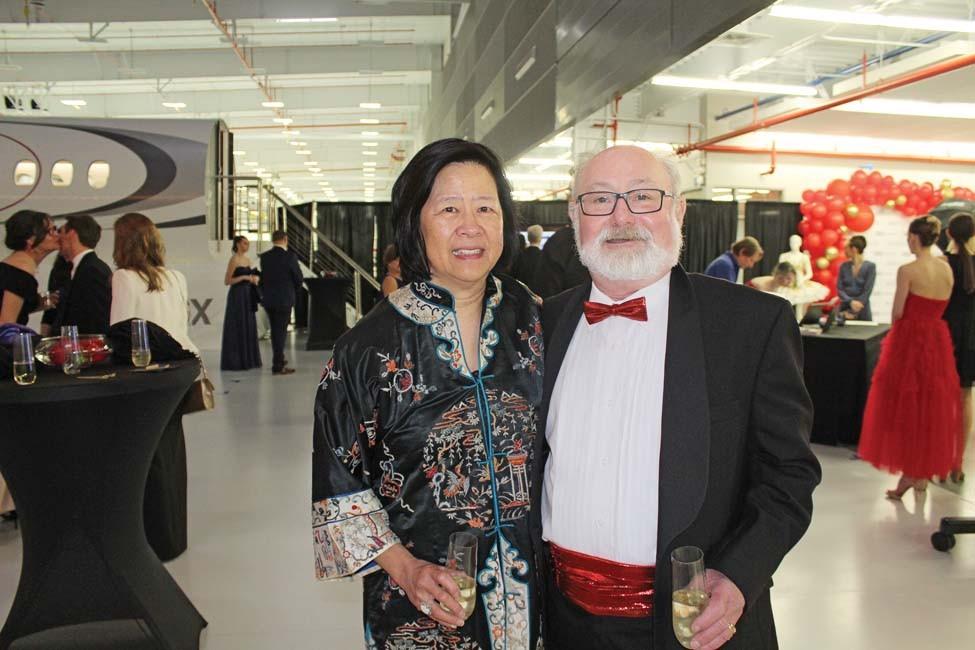 Dr. Jeannette Lee, Dr. Philip Kenney
