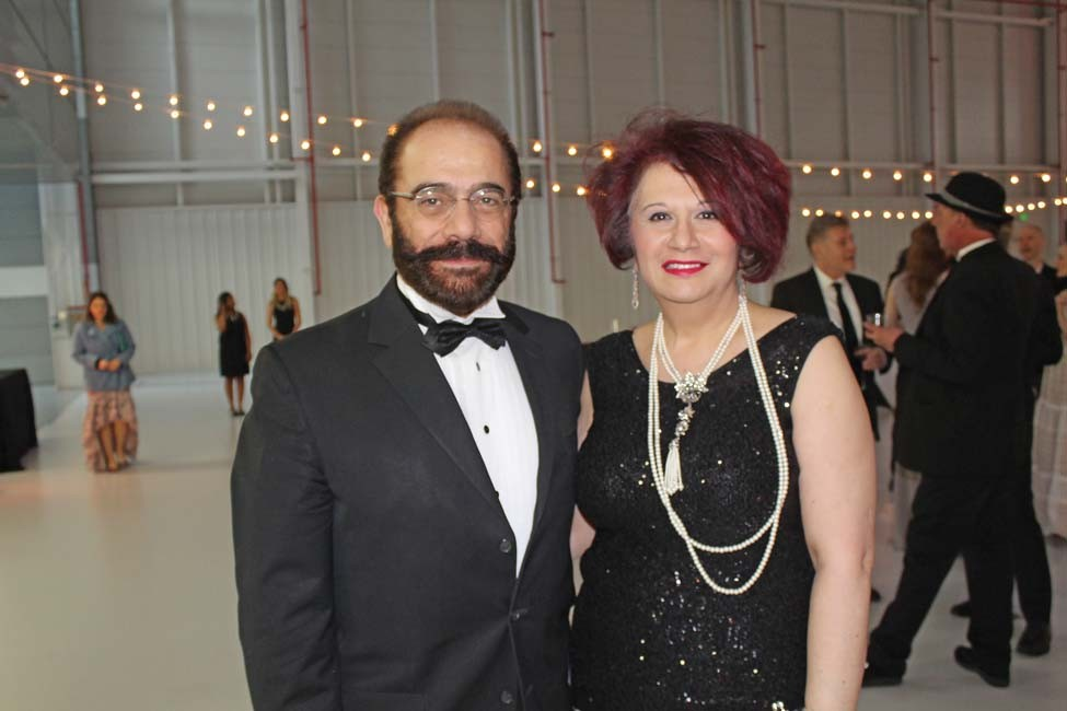 Sam and Hanan Makhoul