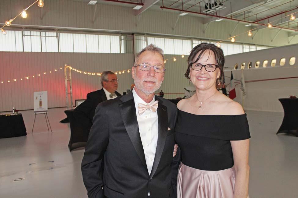 Allen and Nan Vandervort