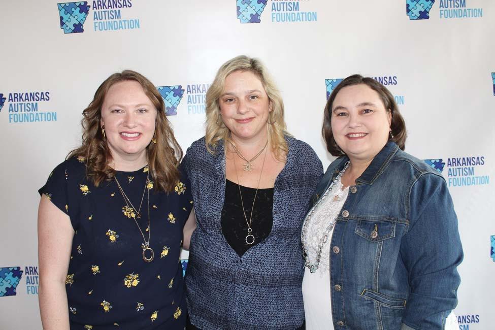 Devon Carlson, Christie Chance, Terri Roberts