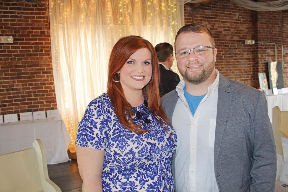 Lauren and Dustin Ramsey
