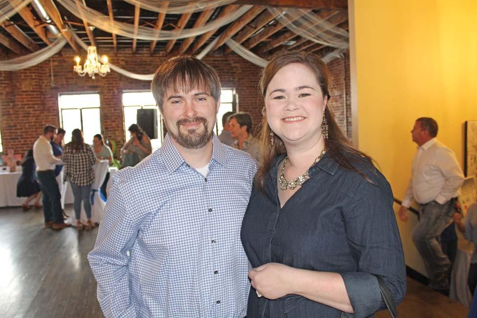 Ryan and Amanda Hodge