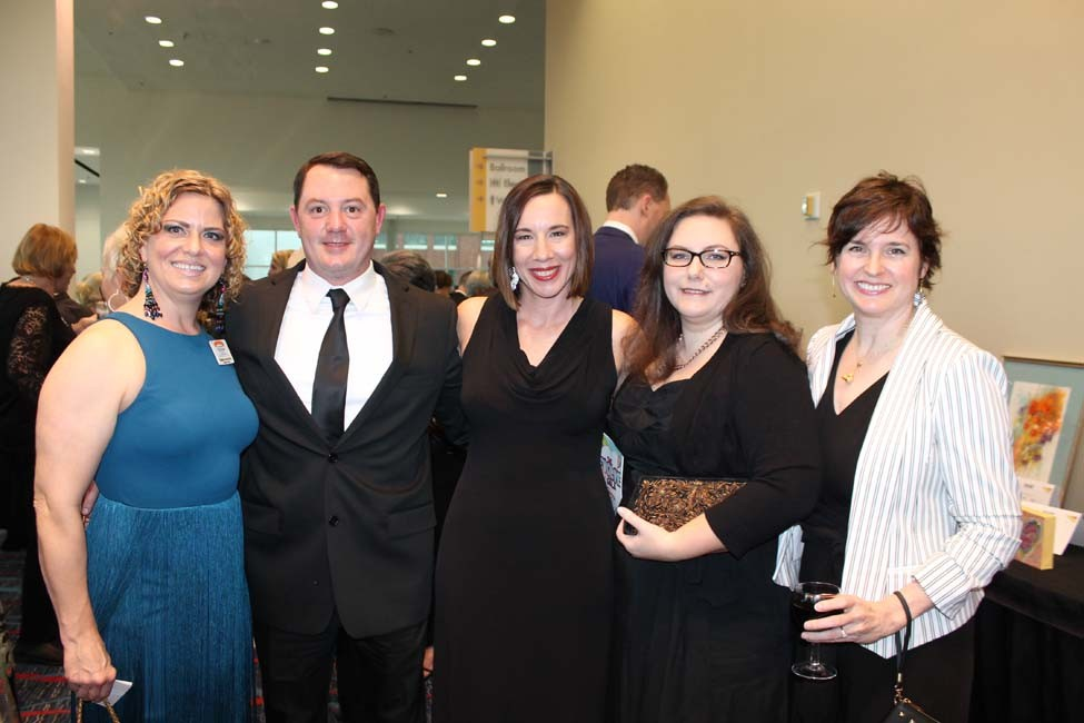 Melissa Hendricks, Scott and Tara Smith, Amy Green, Amy Gatewood