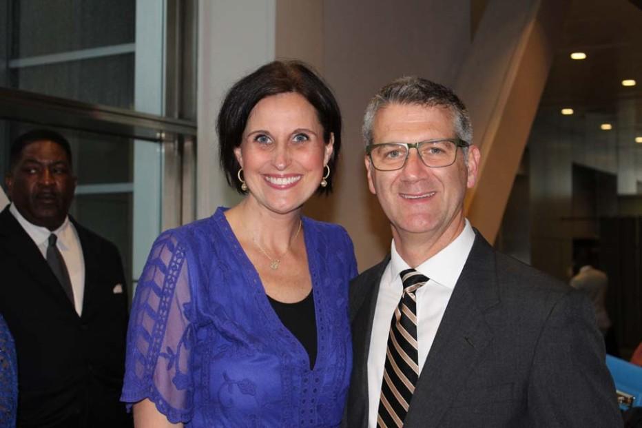 Renee and Rob Steele