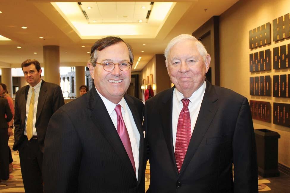 Warren Stephens, Bill Dillard, II